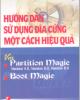Ebook Hướng dẫn sử dụng đĩa cứng một cách hiệu quả - Nguyễn Văn Phong