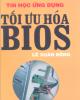 Tin học ứng dụng Tối ưu hóa BIOS - Lê Xuân Đồng