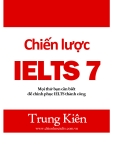 Ebook Chiếnlược IELTS 7 - Trung Kiên