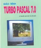 Giáo trình Turbo Pascal 7.0 - Võ Thanh Ân