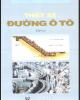 Giáo trình Thiết kế đường ô tô (Tập 2) - NXB Giáo Dục