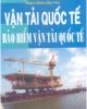 Vận tải quốc tế và bảo hiểm vận tải quốc tế - Triệu Hồng Cẩm