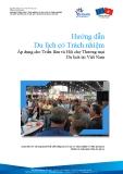 Hướng dẫn du lịch có trách nhiệm - Áp dụng cho triển lãm và hội chợ thương mại du lịch tại Việt Nam