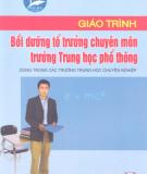 Giáo trình Bồi dưỡng Tổ trưởng chuyên môn trường Trung học phổ thông - TS. Vũ Quốc Long (chủ biên)