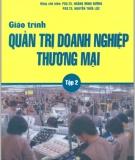 Giáo trình Quản trị doanh nghiệp thương mại (Tập 2) - ĐH Kinh tế quốc dân