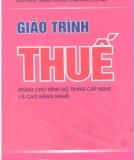 Giáo trình Thuế - ThS. Đồng Thị Vân Hồng