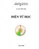 Giáo trình Điện từ học - TS. Lưu Thế Vinh