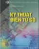 Giáo trình Kỹ thuật điện tử số - Nguyễn Kim Giao