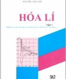 Ebook Hóa lí (Tập 1) - NXB Giáo dục