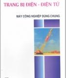 Giáo trình Trang bị điện-điện tử máy công nghiệp dùng chung - NXB Giáo dục