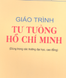Giáo trình môn Tư tưởng Hồ Chí Minh - PGS.TS. Mạch Quang Thắng (chủ biên)