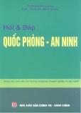 Ebook Hỏi và đáp Quốc phòng An ninh - TS. Dương Văn Lượng, PGS.TS. Nguyễn Mạnh Lương