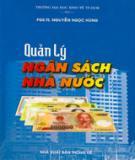 Giáo trình Quản lý Ngân sách nhà nước - ThS. Phương Thị Hồng Hà