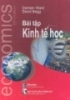 Ebook Bài tập Kinh tế học - NXB Thống kê