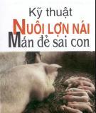 Ebook Kỹ thuật nuôi lợn nái mắn đẻ sai con: Phần 1 - Phạm Hữu Doanh, Lưu Kỷ