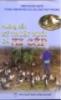 Ebook Hướng dẫn Kỹ thuật nuôi gà Ai Cập - NXB. Nông Nghiệp