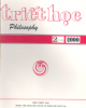 Tạp chí Triết học số 2 (114), Tháng 4 - 2000