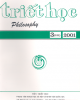 Tạp chí Triết học Số 3 (121), Tháng 6 - 2001