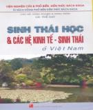 Ebook Sinh thái học và các hệ kinh tế - sinh thái ở Việt Nam: Phần 2 - GS. Thế Đạt