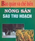 Ebook Bảo quản và chế biến nông sản sau thu hoạch - PGS. Trần Minh Tâm