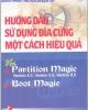 Ebook Hướng dẫn sử dụng đĩa cứng một cách hiệu quả với partition magic, boot magic - Nguyễn Xuân Phong