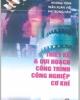 Ebook Thiết kế & qui hoạch công trình công nghiệp cơ khí - NXB Khoa học & Kỹ thuật