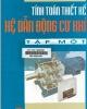 Ebook Tính toán thiết kế Hệ thống dẫn điện cơ khí (Tập 1) - NXB Giáo Dục