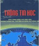 Ebook Thông tin học - PGS.TS. Đoàn Phan Tân