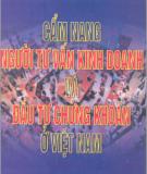 Ebook Cẩm nang người tư vấn kinh doanh và đầu tư chứng khoán ở Việt Nam - Lê Văn Thủy