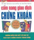 Ebook Cẩm nang giao dịch chứng khoán - Hoàng Tú