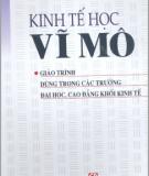 Ebook Kinh tế học vĩ mô - NXB Giáo dục