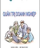 Quản trị doanh nghiệp - ĐH. Cần Thơ