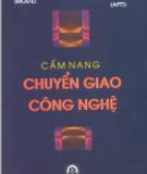 Ebook Cẩm nang chuyển giao công nghệ - NXB Khoa học và Kỹ thuật Hà Nội