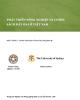 Ebook Phát triển nông nghiệp và chính sách đất đai ở Việt Nam - Trung tâm Nghiên cứu Nông nghiệp Quốc tế của Oxtraylia