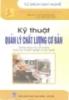 Ebook Kỹ thuật Quản lý chất lượng cơ bản - ĐH Công nghiệp Hà Nội