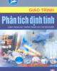 Giáo trình Phân tích định tính: Phần 1 - TS.DS. Lê Thị Hải Yến (chủ biên)