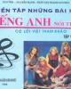 Ebook Tuyển tập Những bài hát tiếng Anh nổi tiếng: Tập 1 - Nguyễn Hạnh, Trần Thị Thanh Nguyên