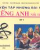 Ebook Tuyển tập Những bài hát tiếng Anh nổi tiếng: Tập 2 - Nguyễn Hạnh, Trần Thị Thanh Nguyên