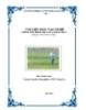 Tài liệu đào tạo nghề Phòng trừ bệnh cho cây lương thực: Phần I - Sở NN&PTNT Quảng Trị