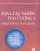 Giáo trình Địa lí tự nhiên đại cương 2 (Khí quyển và thủy quyển): Phần 2 - Hoàng Ngọc Oanh (chủ biên)