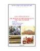 Giáo trình Thu hoạch sơ chế bảo quản và tiêu thụ sản phẩm mật ong