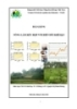 Bài giảng Nông lâm kết hợp với biến đổi khí hậu: Phần 1