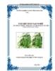 Tài liệu đào tạo nghề Kỹ thuật trồng, chăm sóc và thu hoạch cây tiêu: Phần I - Sở NN&PTNT Quảng Trị
