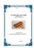 Tài liệu đào tạo nghề Kỹ thuật lạc: Phần I - Sở NN&PTNT Quảng Trị