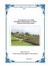 Tài liệu đào tạo nghề Kỹ thuật trồng rau an toàn: Phần I - Sở NN&PTNT Quảng Trị