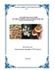 Tài liệu đào tạo nghề Kỹ thuật trồng nấm sò, rơm, linh chi: Phần I - Sở NN&PTNT Quảng Trị