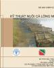 Ebook Sổ ghi chép của người nuôi cá: Kỹ thuật nuôi cá lồng nước ngọt