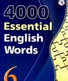 Ebook 4000 essential English words 6