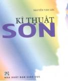 Ebook Kỹ thuật sơn: Phần 1 - Nguyễn Văn Lộc