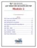 Giáo trình Lập trình viên mã nguồn mở PHP (Module 2) - Trung tâm tin học ĐH KHTN